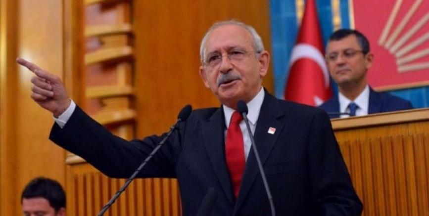 Kılıçdaroğlu basın kartını sordu