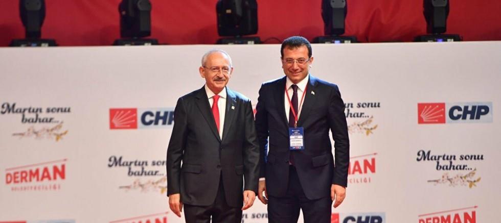 Kılıçdaroğlu'ndan İmamoğlu'na geçmiş olsun telefonu