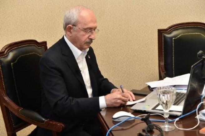 Kılıçdaroğlu'ndan koronavirüs mektubu