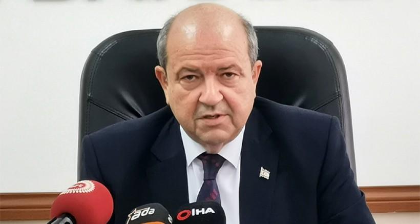 KKTC Cumhurbaşkanı Tatar: ''Ok yaydan çıkmıştır''
