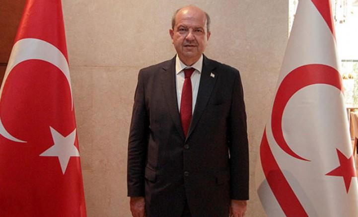 KKTC yeni cumhurbaşkanı Tatar'ın ilk açıklamaları