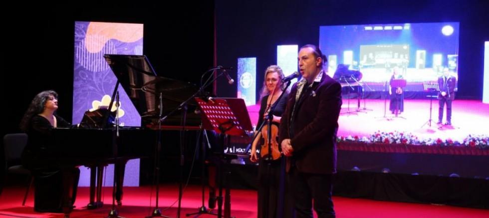 Kültür-Sanat sezonu Can Atilla konseriyle başladı