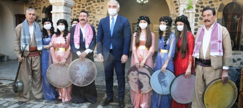 Kültür ve Turizm Bakanı Ersoy'dan açılış