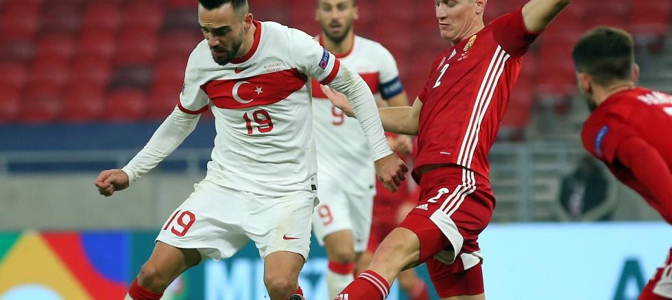 Macaristan 2-0 Türkiye