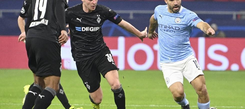 Manchester City çeyrek final avantajı