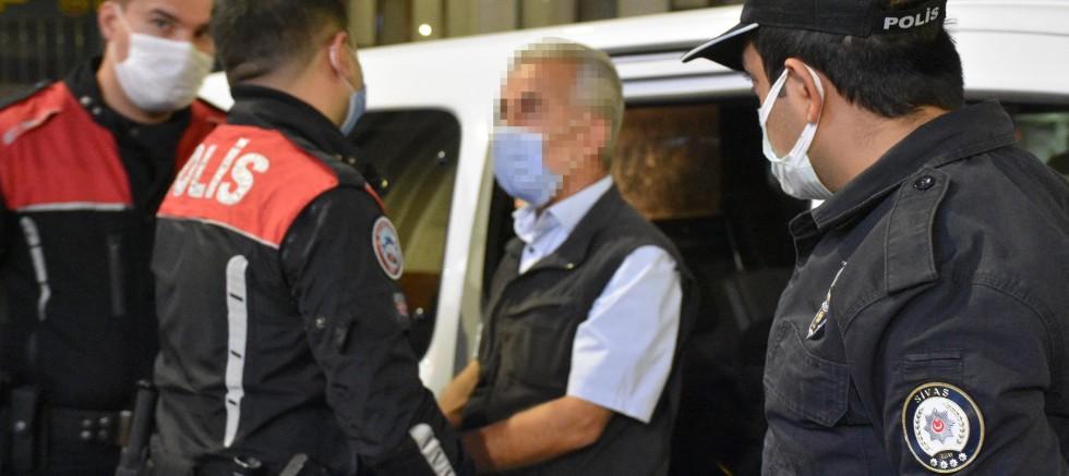 Markette kız çocuğunu taciz eden sapık tutuklandı