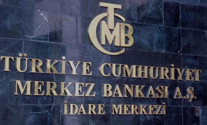 Merkez Bankası, yıl sonu enflasyon tahminini yüzde 8,9'a çekti