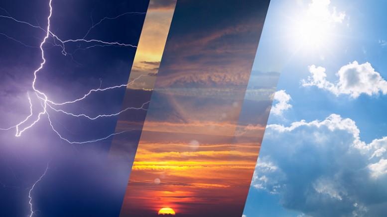 Meteoroloji raporlarında korkutan rakamlar!