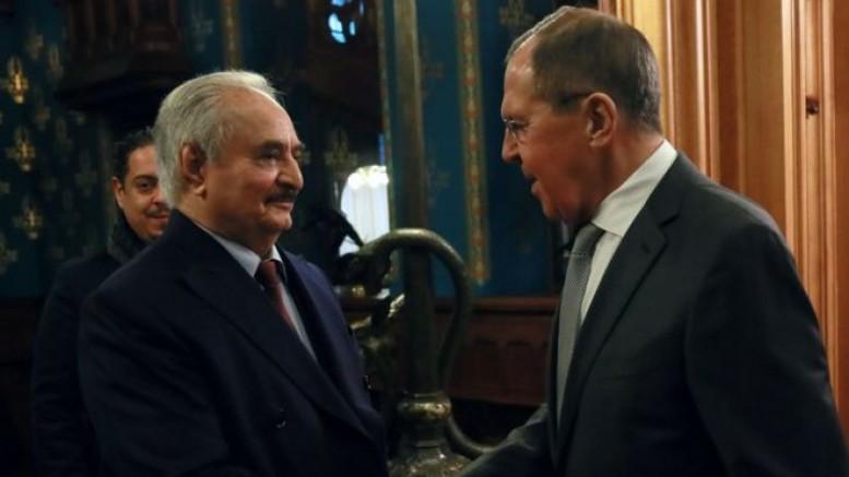 Moskova: Hafter imzalamadı