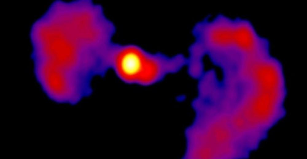 NASA, Star Wars'un uzay aracına benzer bir galaksi keşfetti