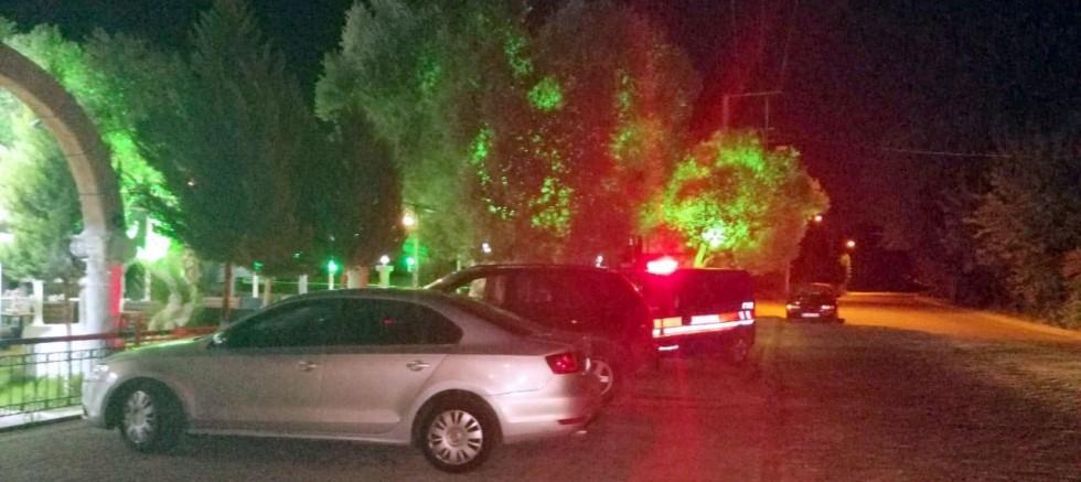 Nazili'de restorana silahlı saldırı: 1 ölü