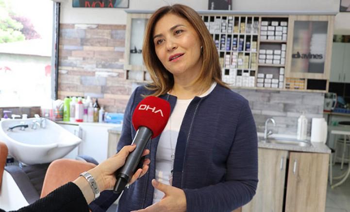 'Pandemi sürecinde makyaj yapmak riskli'