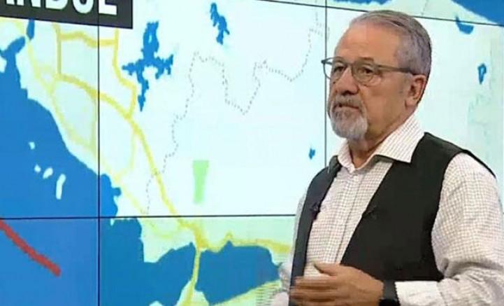 Prof. Dr. Naci Görür'den 7.4'lük deprem uyarısı