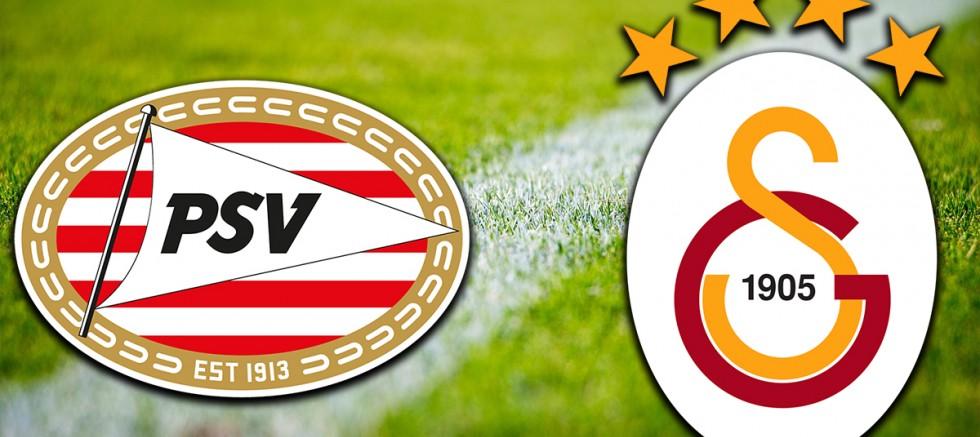 PSV Galatasaray Maç Anlatımı