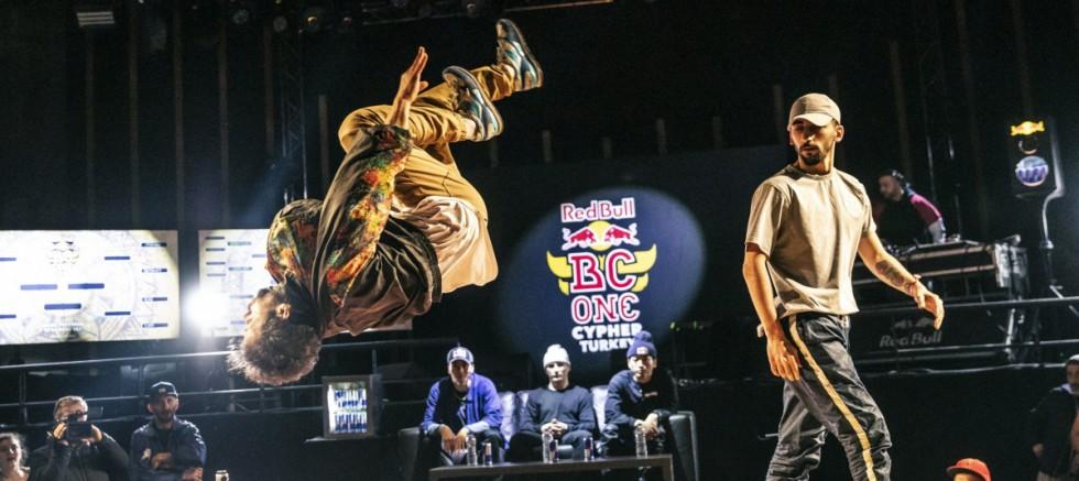 Red Bull BC One'ın Türkiye ayağı İzmir'de gerçekleşecek