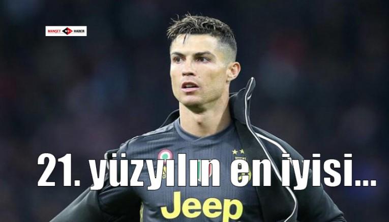 Ronaldo'ya