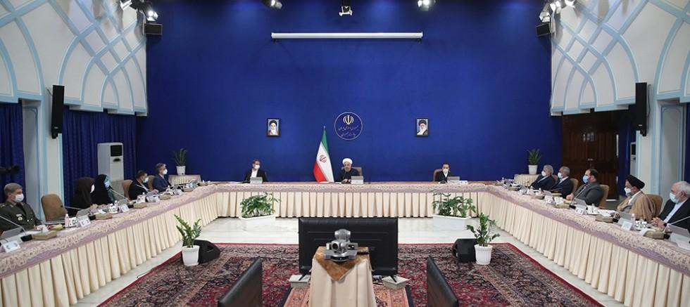 Ruhani'den Biden'a Nükleer Anlaşmaya Dönme Çağrısı