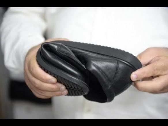 Şeker hastası yakını için ürettiği ayakkabıyı, şimdi dünyaya ihraç ediyor