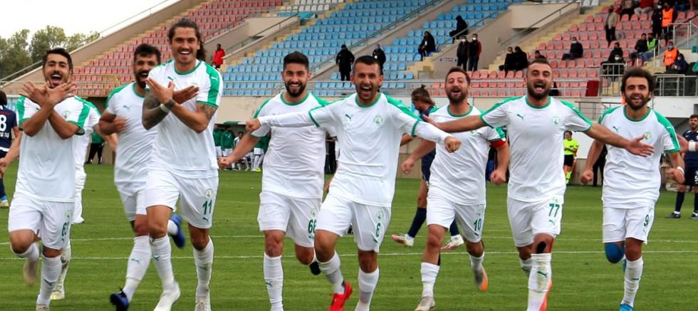 Sivas Belediyespor ligde 8 maçtır yenilmiyor