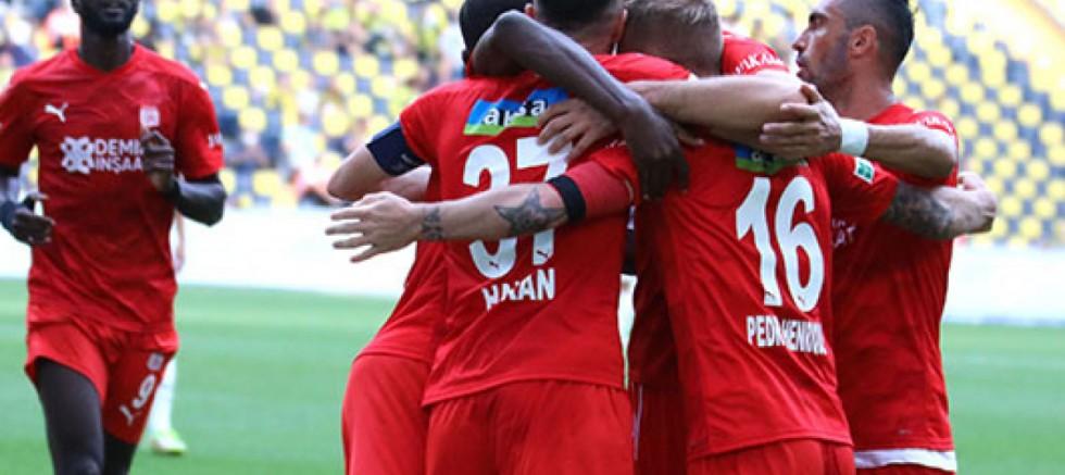 Sivasspor'un galibiyet hasreti 4 maça çıktı
