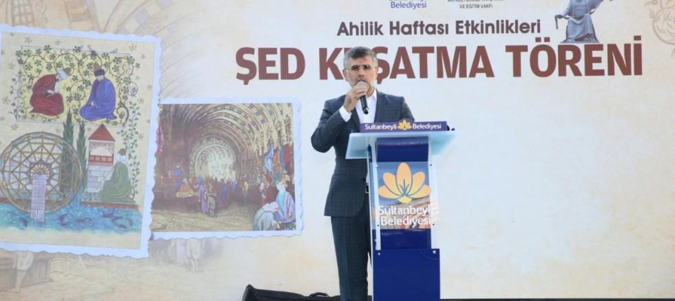 Sultanbeyli'de Ahilik haftası etkinlikleri başladı