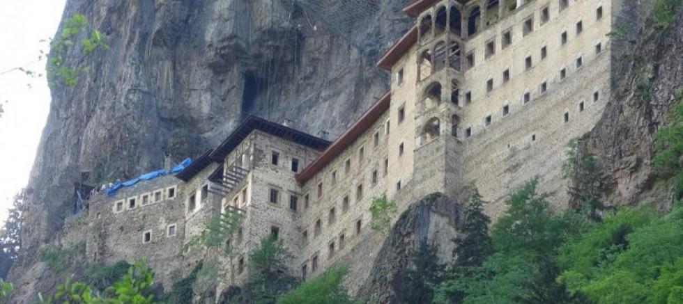 Sümela Manastırı yarın ziyarete açılacak