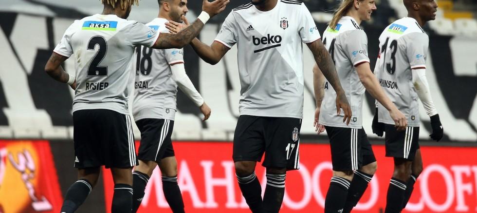 Süper Lig: Beşiktaş: 2 - MKE Ankaragücü: 2