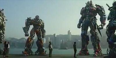 Autobot'lar dünyaya nasıl geldi?