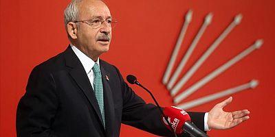 CHP lideri: Ortadoğu'ya barışı getireceğiz