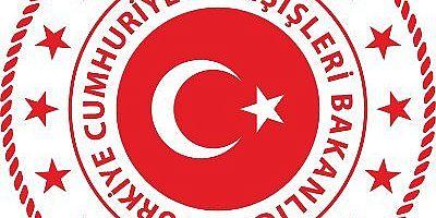 Dışişleri Bakanlığı'ndan 'Ayasofya' açıklaması