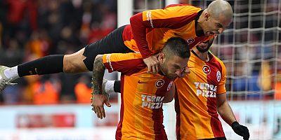 Galatasaray'dan 6'da 6