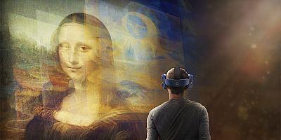 Mona Lisa geliyor