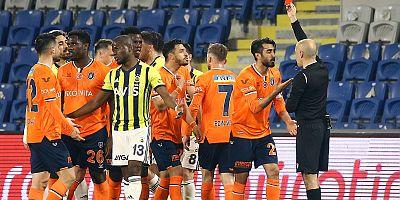 Süper Lig: Medipol Başakşehir: 1 - Fenerbahçe: 2