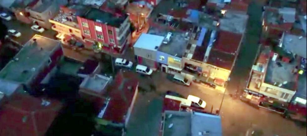Tekirdağ'da asayiş baskını: 5 gözaltı