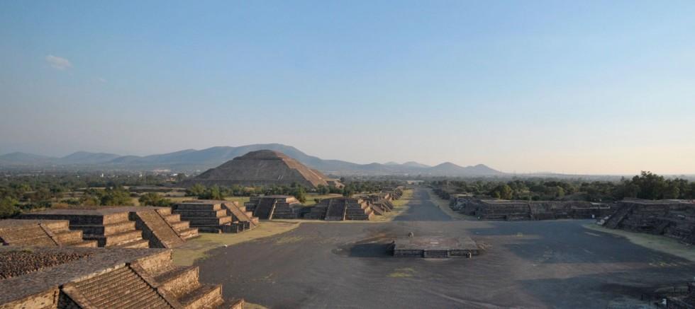 Teotihuacan Piramitleri, UNESCO Dünya Mirası Listesi'nden çıkarılabilir