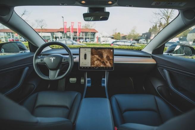 Tesla Model Y'deki gizli bölme