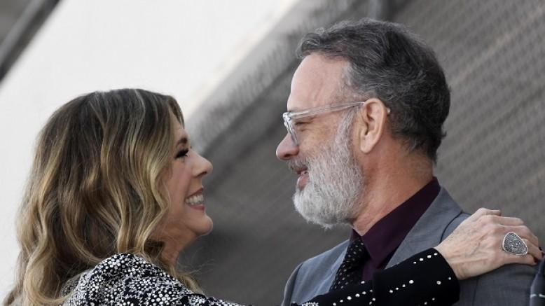 Tom Hanks ile Rita Wilson taburcu oldu