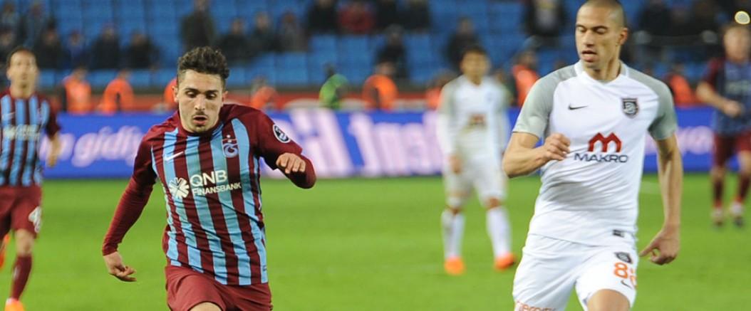 Trabzonspor - Medipol Başakşehir maçından notlar