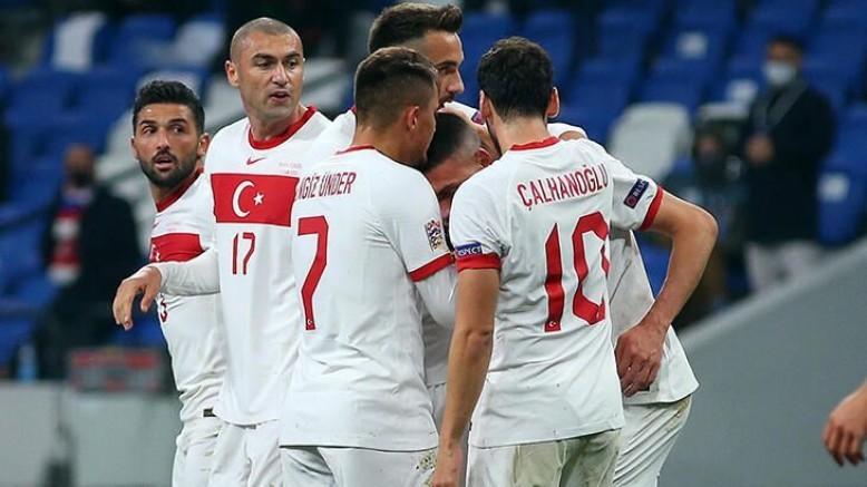 Türkiye 2-2 Sırbistan