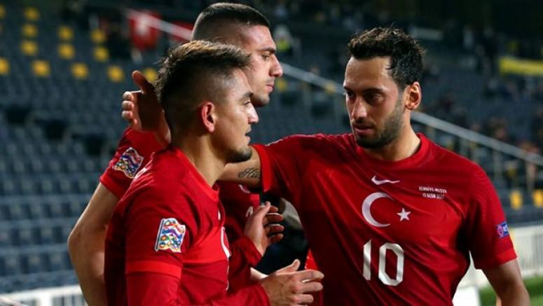 Türkiye, evinde Rusya'yı 3-2 mağlup etti