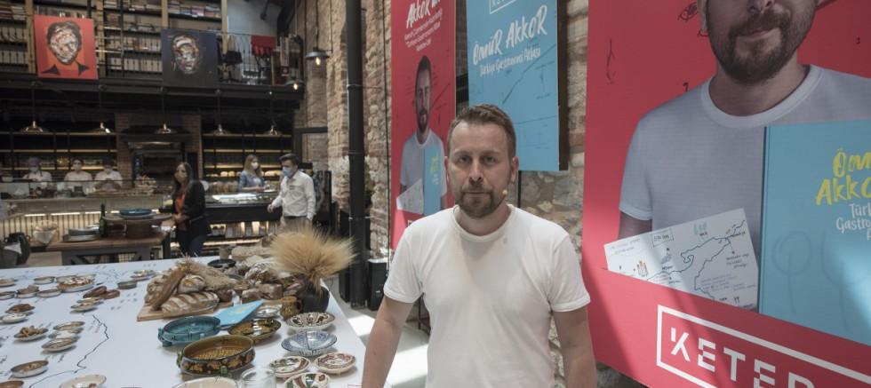 Türkiye Gastronomi Atlası'nı hazırladı