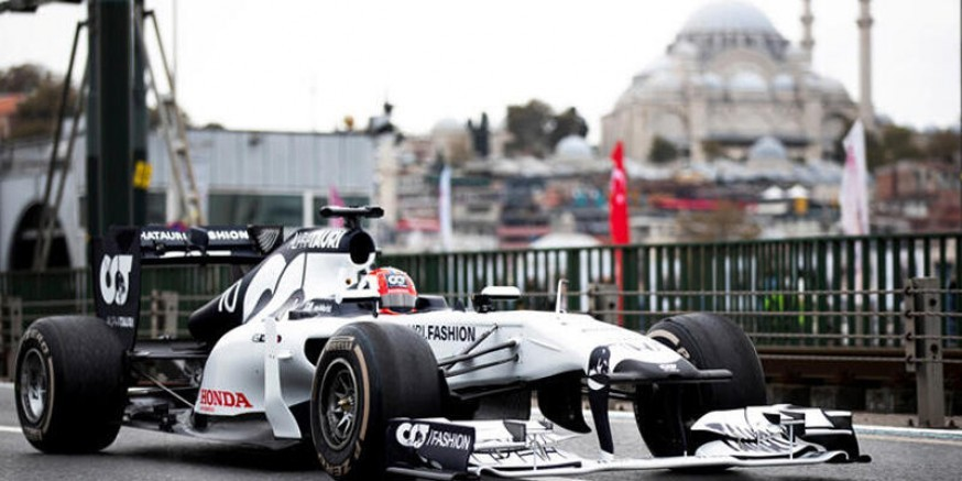 Türkiye Grand Prix 1. seçildi