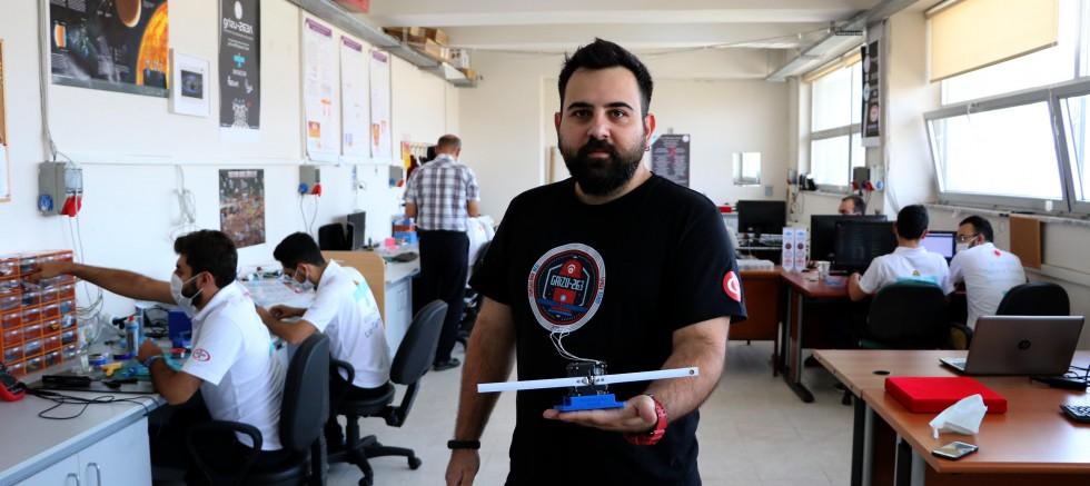 Türkiye'nin ilk cep uydusu uzayda 4 yıl 8 ay görev yapacak