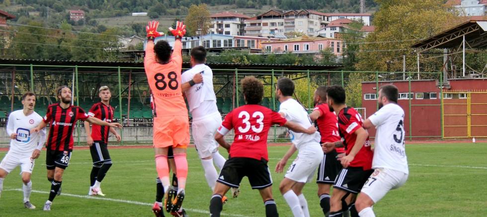 Zonguldak Kömürspor - 24 Erzincanspor: 0-0