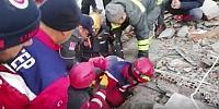 42 kişi kurtarıldı