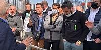 Yıldırım Kaya, umreden gelen vatandaşları ziyaret etti